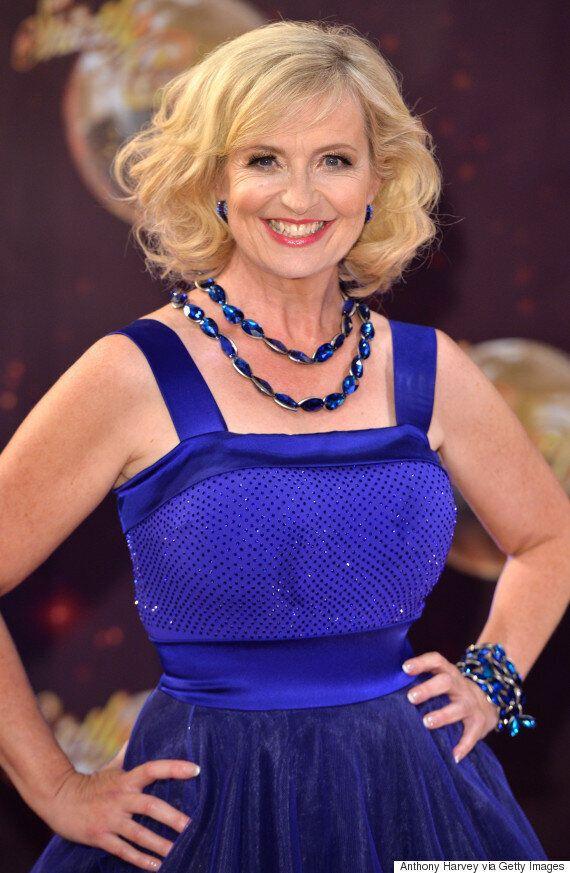 'Strictly Come Dancing' 2015: Carol Vorderman Backs Carol Kirkwood As She Hits Out At Stage School Graduates
