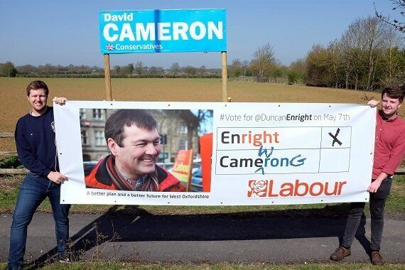 Cameron Is Team Westminster, Not Team West
