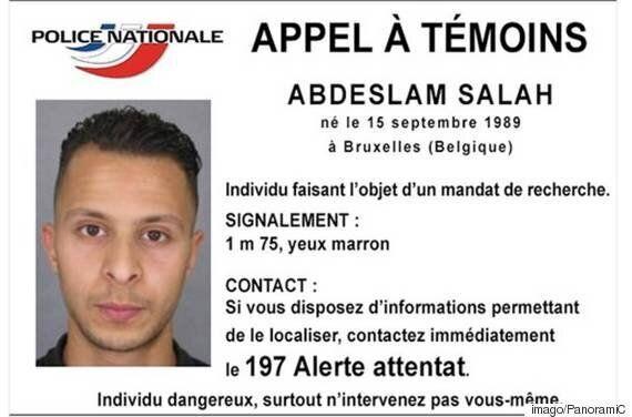 Salah Abdeslam, Fugitive Paris Attacks Gunman, Still On The Run After Mass Raids In Locked-Down