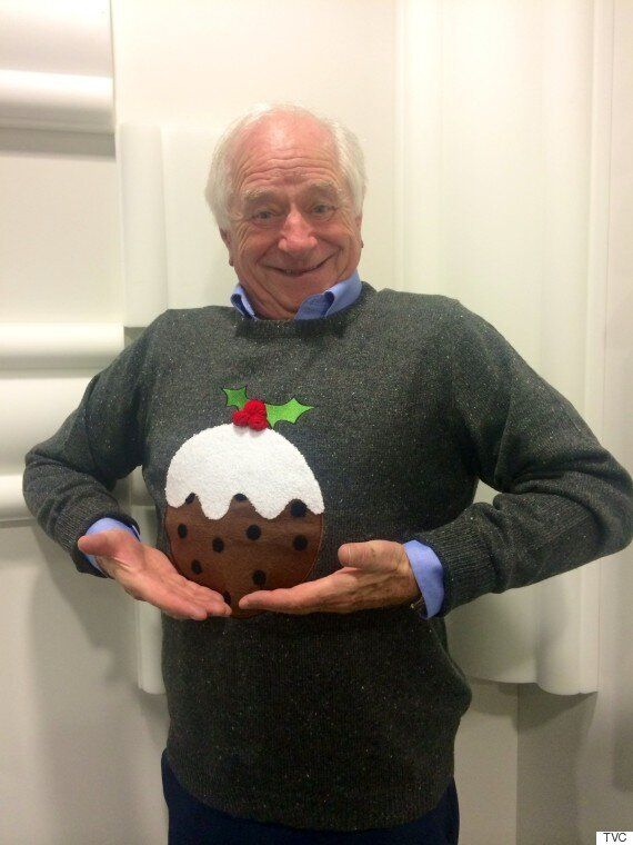 Johnny Ball Tells HuffPostUK: 'Nine Years Old Is A Child's Favourite Christmas, But An Adult Can Also...