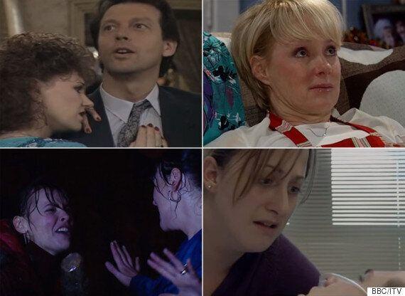 15 Miserable Soap Christmases: Here's How 'EastEnders', 'Coronation Street', 'Emmerdale' And 'Hollyoaks'...