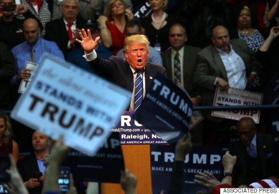 Donald Trump Plans To Win The White House, But He Has To Land The Republican Nomination