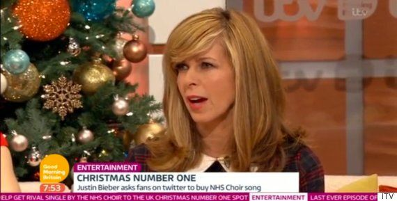 Justin Bieber's 'NHS Choir' Support Tweets Slated By Kate Garraway: 'He Just Wants To Look