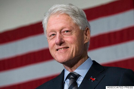 Bill Clinton Tries To Devalue Historic First African-American Presidency By Noting, 'We're All