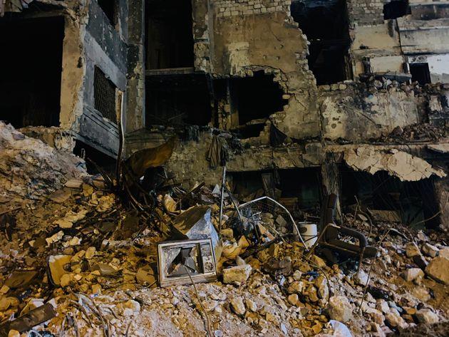 On parle de 400 milliards pour reconstruire la Syrie, mais combien pour reconstruire les