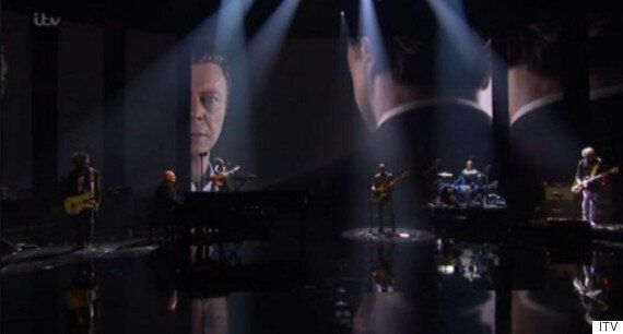 Brit Awards 2016: David Bowie Honoured With Lorde Performance Of 'Life On