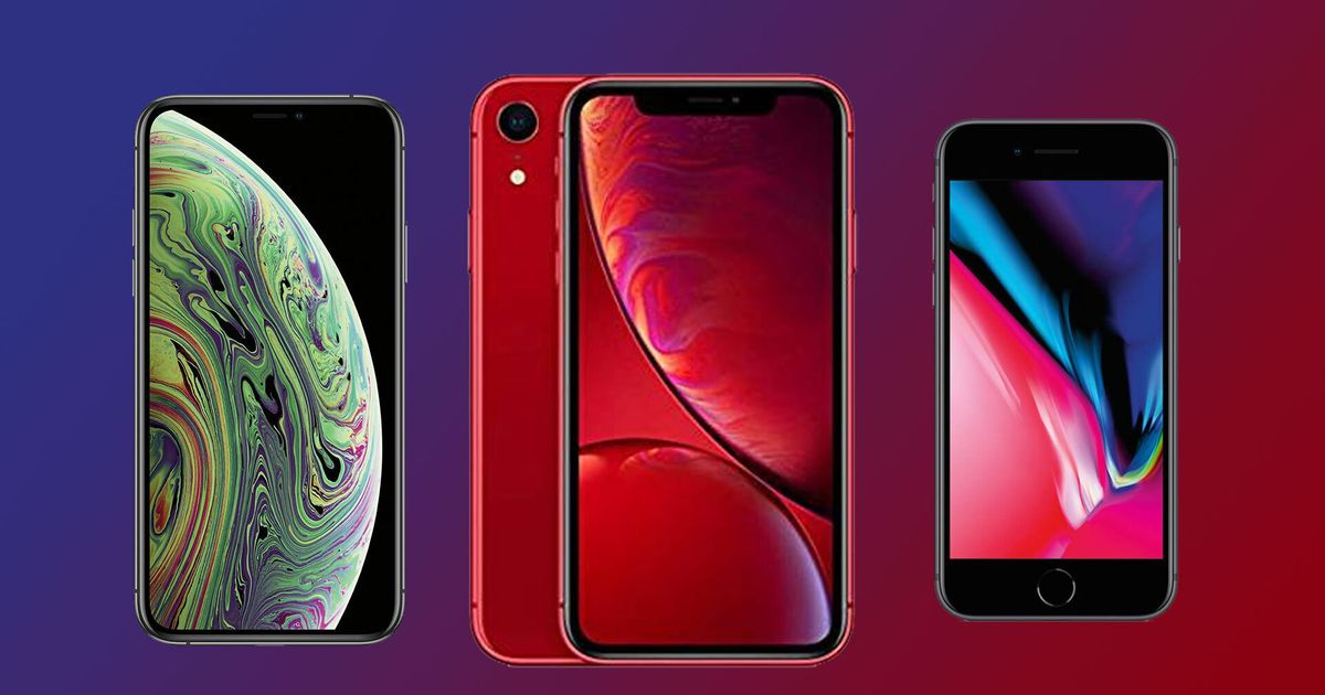 foto de Les meilleurs iPhone à choisir en 2019 pour les fans d'Apple | Le ...