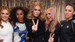 Adele Went Full-On Fangirl At A Spice Girls Concert And It Was