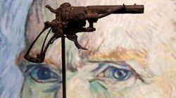 Γαλλία:Πωλήθηκε για 145.000 δολάρια το πιστόλι με το οποίο αυτοπυροβολήθηκε ο Βαν