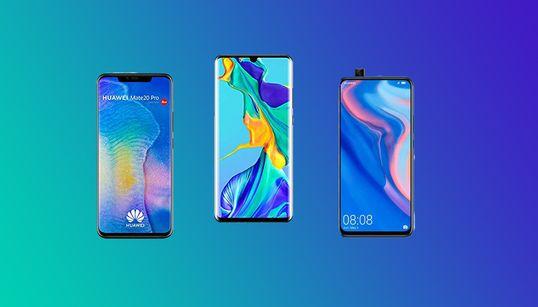 LE BON CHOIX DU WEEK-END - Les meilleurs smartphones Huawei à choisir en