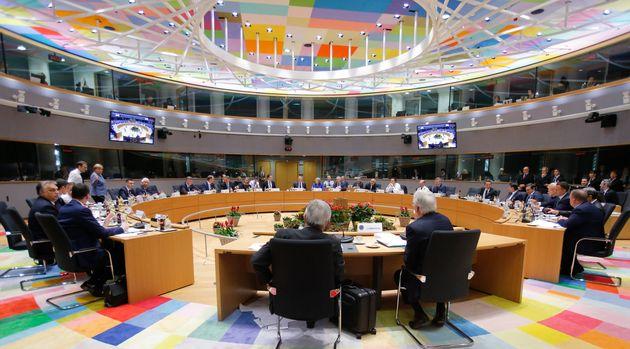 Στην ατζέντα της Συνόδου Κορυφής οι παράνομες τουρκικές γεωτρήσεις στην