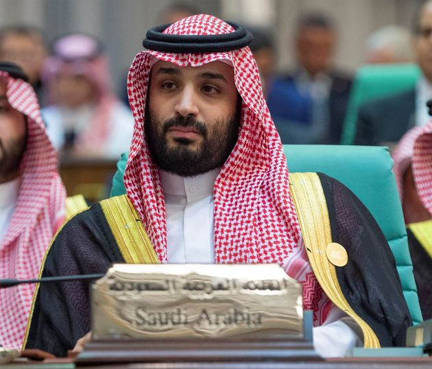 Mohammed ben Salmane, prince héritier de l'Arabie