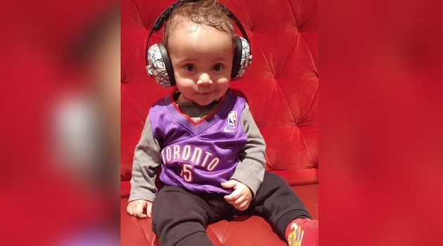 Meet The Next Generation Of Raptors Fans Who Were Literally Born Into Their Roles