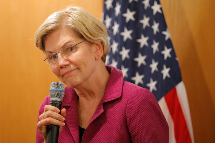 Third Way officials appear willing to embrace Sen. Elizabeth Warren (D-Mass.) as a more palatable alternative to Sanders.