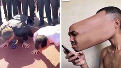 14 tweets que resumem o que a internet sentiu com vídeo das flexões de Bolsonaro e