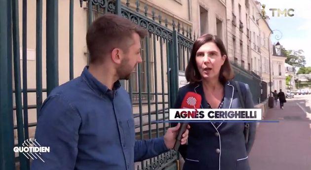 Accusée d'homophobie, Agnès Cerighelli dit avoir