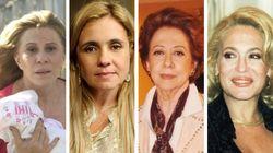 Nova série do canal Viva fala sobre as vilãs mais marcantes da teledramaturgia