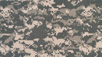 Digital camo fabric background