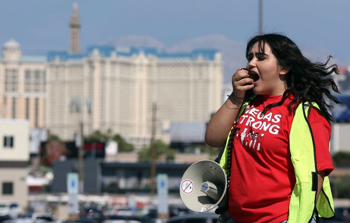 The Culinary Union represents service workers across the Vegas Strip and has been organizing Station Casinos for a decade.