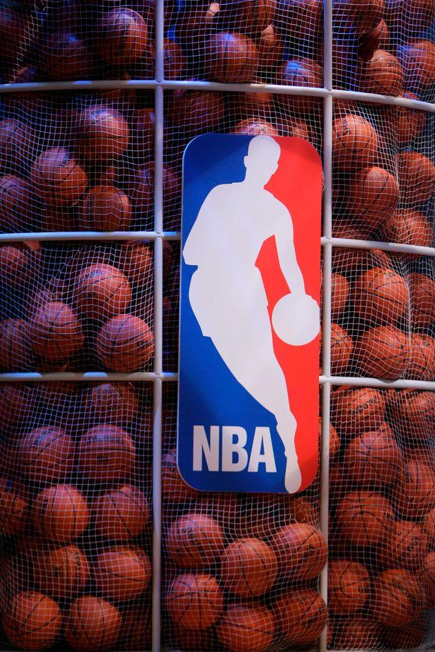 NBAのロゴ