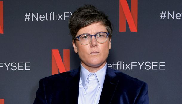 LOS ANGELES, CALIFORNIA - MAY 13: Hannah Gadsby attends the FYSEE Hannah Gadsby conversation and reception at Raleigh Studios on May 13, 2019 in Los Angeles, California. (Photo by Emma McIntyre/Getty Images for Netflix)