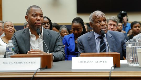 Hearing On Reparations for African Americans Tests Whether US Congress Can Confront