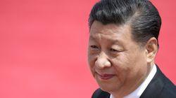 시진핑 중국 국가 주석이 평양에