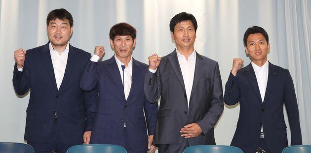 정정용 감독은 주장 황태현을 '마음속의 골든볼 수상자'로