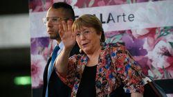 Bachelet llega a Venezuela para evaluar la crisis de derechos
