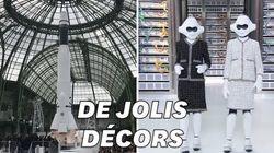 Les plus beaux décors pensés par Karl Lagerfeld au Grand