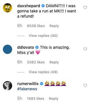 Mila Kunis And Ashton Kutcher Troll Tabloid Over Fake Split