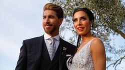 Un trabajador de la boda de Sergio Ramos y Pilar Rubio ataca a la pareja por el trato recibido: