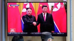 Βόρεια Κορέα: Επίσκεψη του Κινέζου προέδρου Σι Τζινπίνγκ με το βλέμμα στις