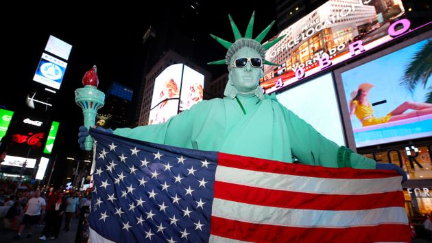A Global Poll Has Concluded The US Is Almost As 'Bad' As Its Sworn