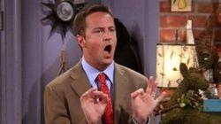 Las zapatillas que anunciaba Chandler de 'Friends' se venden en ASOS 16 años