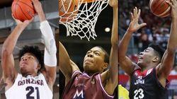 八村塁は、いつだってスターだった。バスケを始めた中学から、NBA選手になった今この瞬間までも。