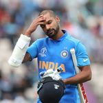 Ruled Out Of World Cup, Shikhar Dhawan Gets Message Of Support From