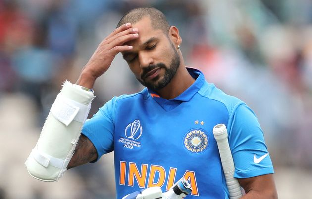 Ruled Out Of World Cup, Shikhar Dhawan Gets Message Of Support From Sachin