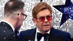Macron et Elton John lancent un appel sur le