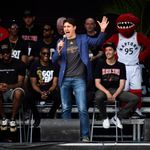 Raptors Coach Reveals Plans For Team Meeting With Trudeau In