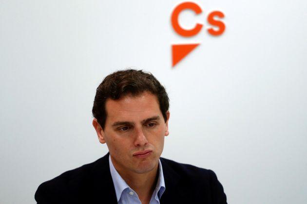 Rivera dice que Macron apoya los pactos de Cs en España y Francia lo