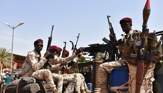 Soudan : le Conseil militaire de transition lance un appel à