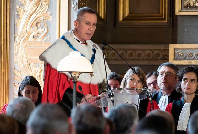 Procureur auprès de la Cour de cassation, François Molins préconise de casser la...