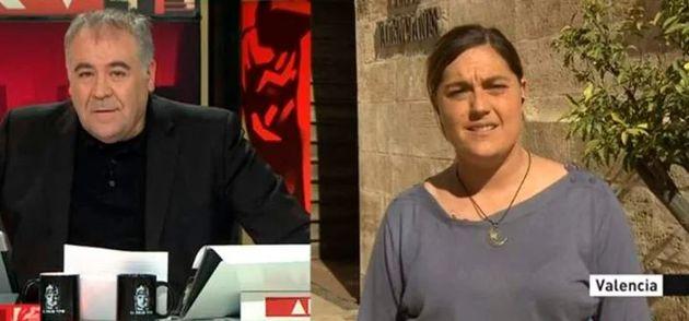 Loreto Ochando en 'Al Rojo