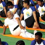 International Yoga Day: PM Narendra Modi To Lead Celebration In