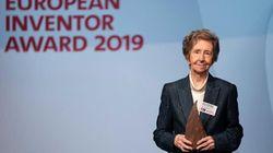 La científica Margarita Salas, galardonada doblemente en los Premios al Inventor