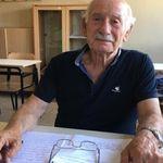 Domenico e l'esame di terza media a 83 anni: