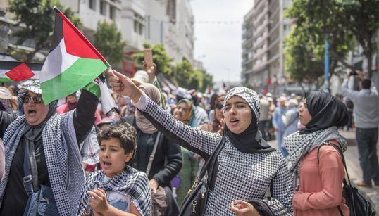Une marche nationale pour la Palestine ce dimanche 23 juin à