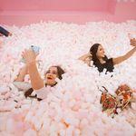 Com piscina de marshmallow e donut gigante, 'Museu Mais Doce do Mundo' abre em