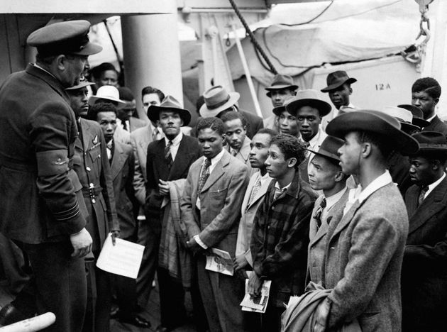 Windrush Day 2019: Campaigners Want To Make Ship's Anchor Into National
